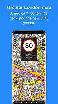 Cabbie's Mate / Android / Phone App / Screenshot (01)