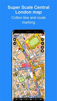 Cabbie's Mate / Android / Phone App / Screenshot (03)