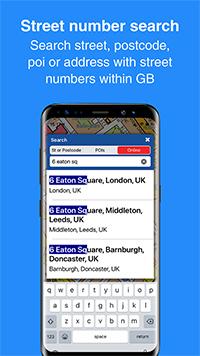 Cabbie's Mate / Android / Phone App / Screenshot (04)
