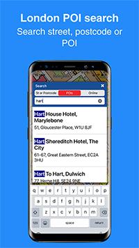Cabbie's Mate / Android / Phone App / Screenshot (05)