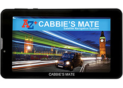 7-inch Android based Cabbies Mate [01]