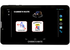 7-inch Android based Cabbies Mate [02]