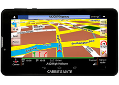 7-inch Android based Cabbies Mate [03]