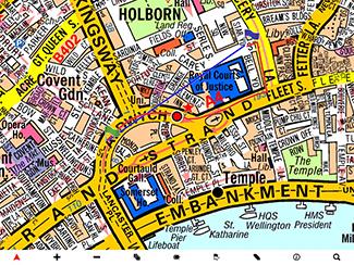 Cabbie's Mate / iOS / iPad App / Screenshot (02)