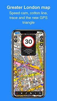 Cabbie's Mate / iOS / iPhone 13 App / Screenshot (01)