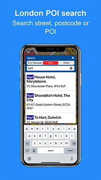 Cabbie's Mate / iOS / iPhone 13 App / Screenshot (05)